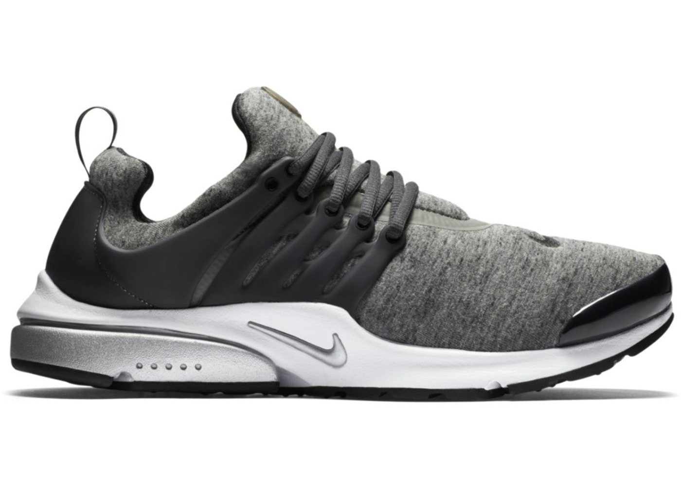 Nike Air Presto Tech Fleece Grey