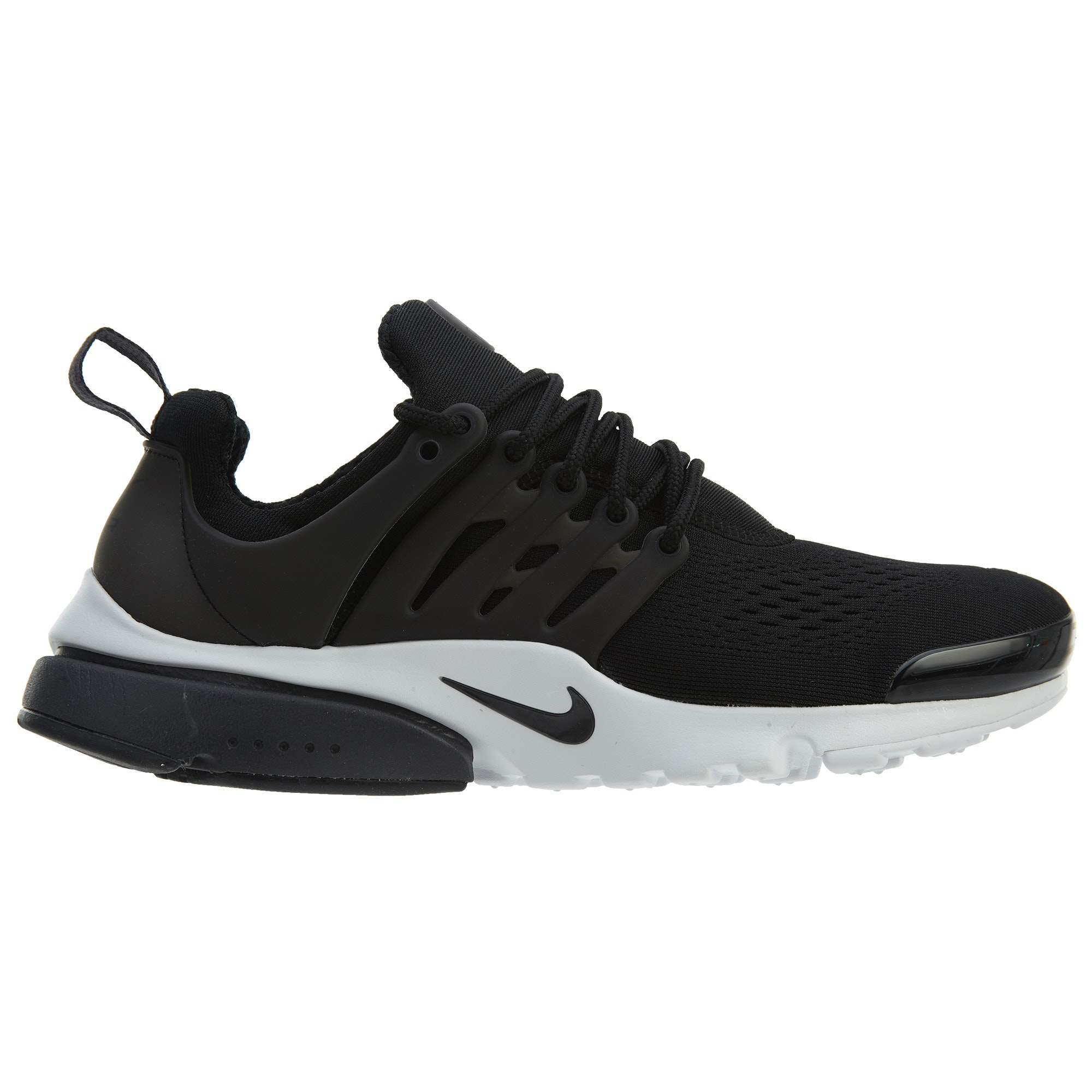 Air Presto Ultra Br Black Anthracite-Black-White