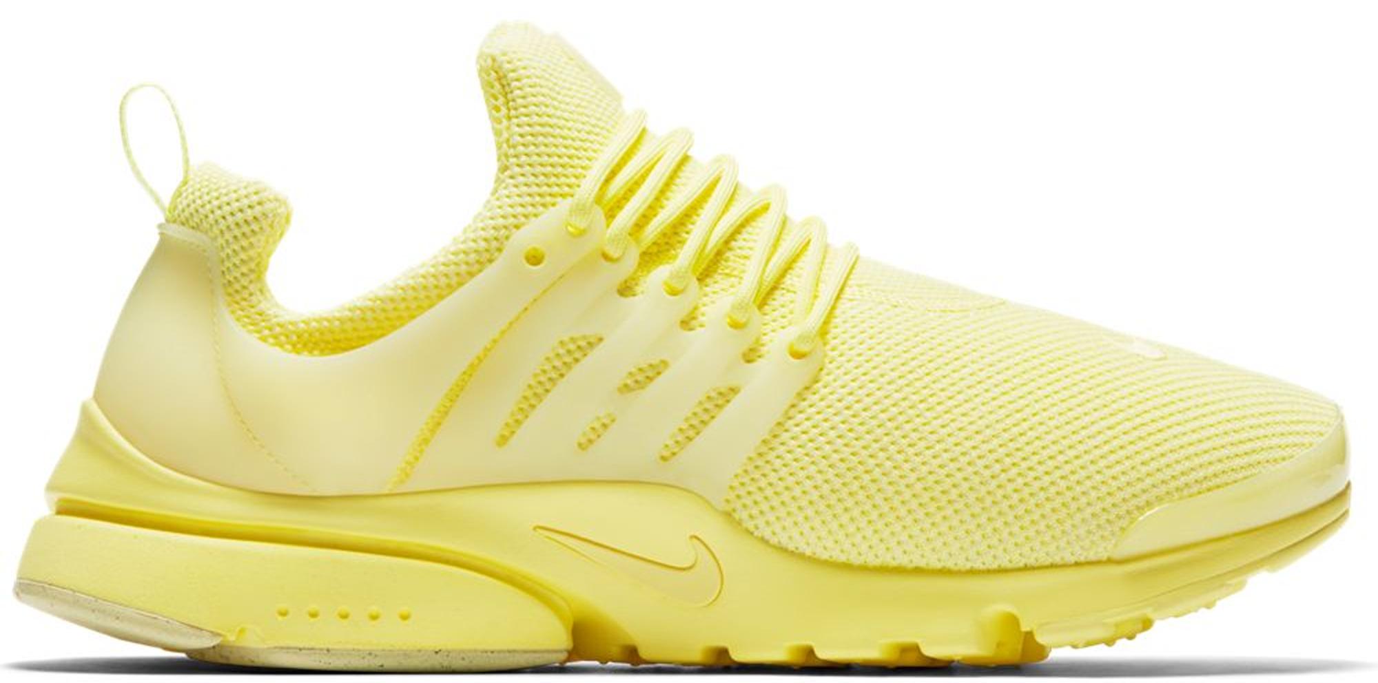 Nike Air Presto Ultra Breathe Lemon