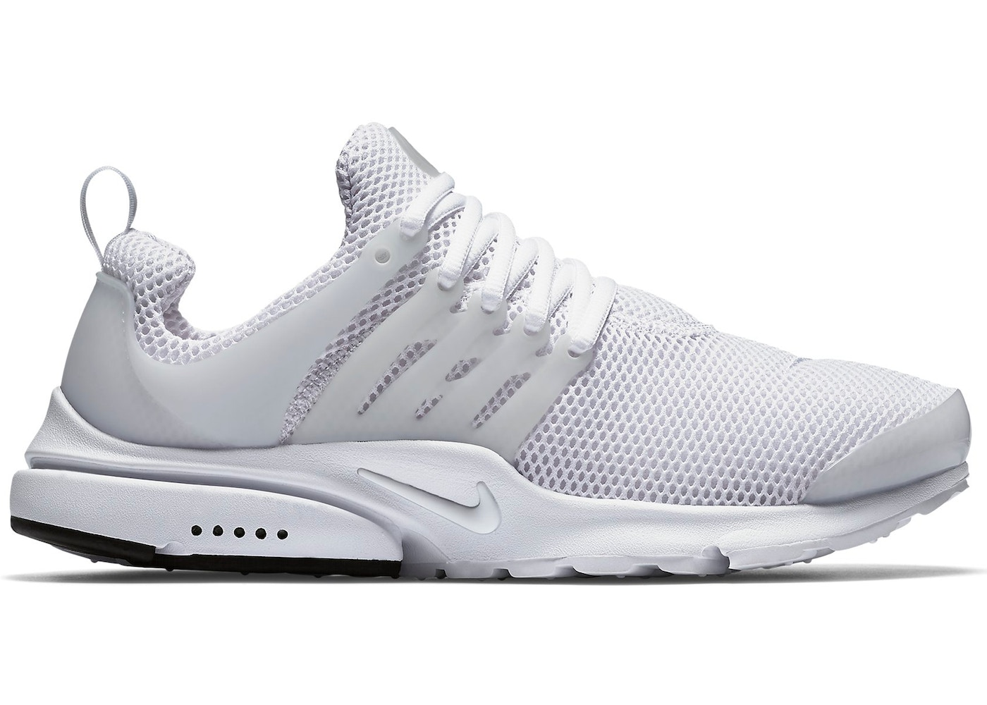 pretty nice 875f2 c1f54 Air Presto White Mesh