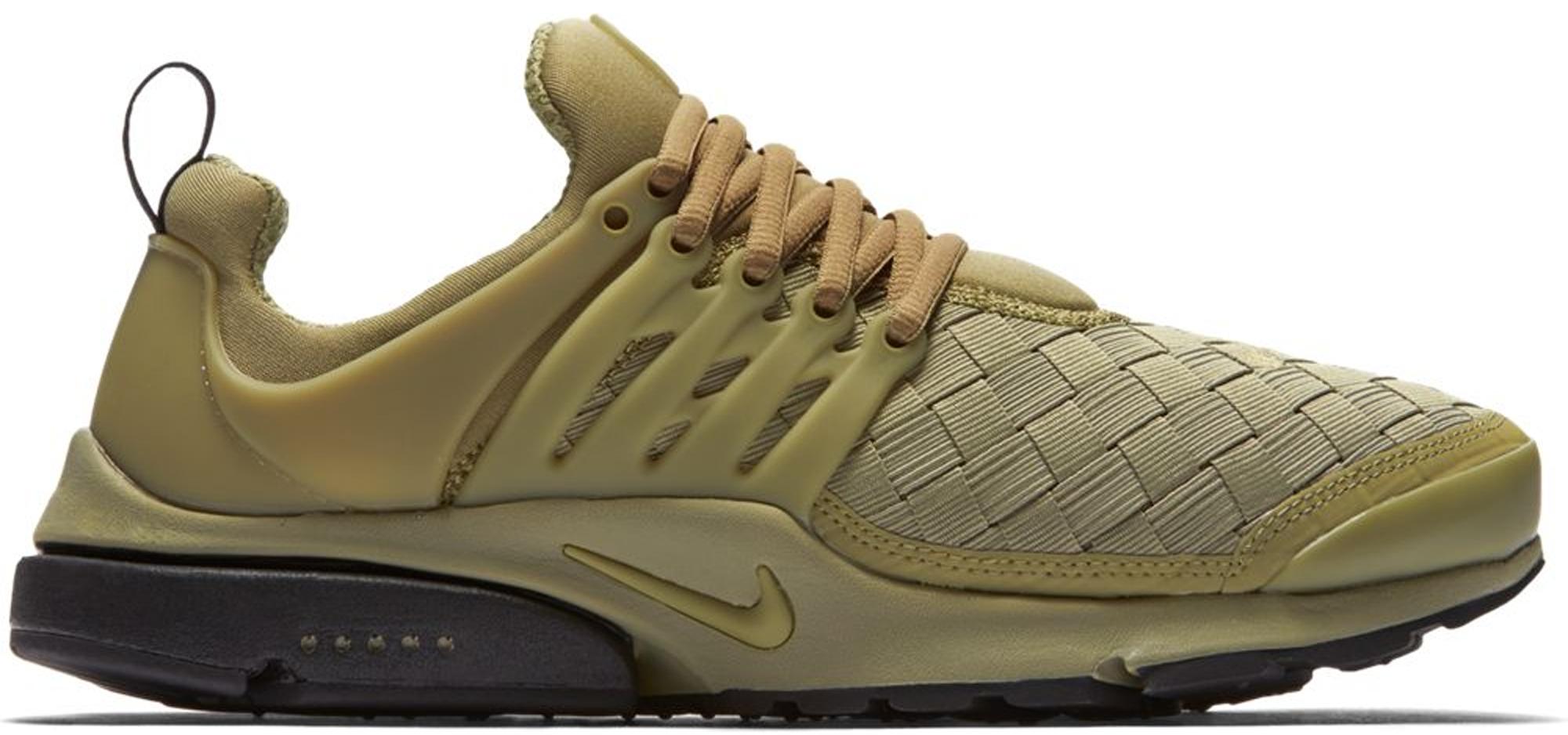 Nike Air Presto Woven Olive - 848186-200