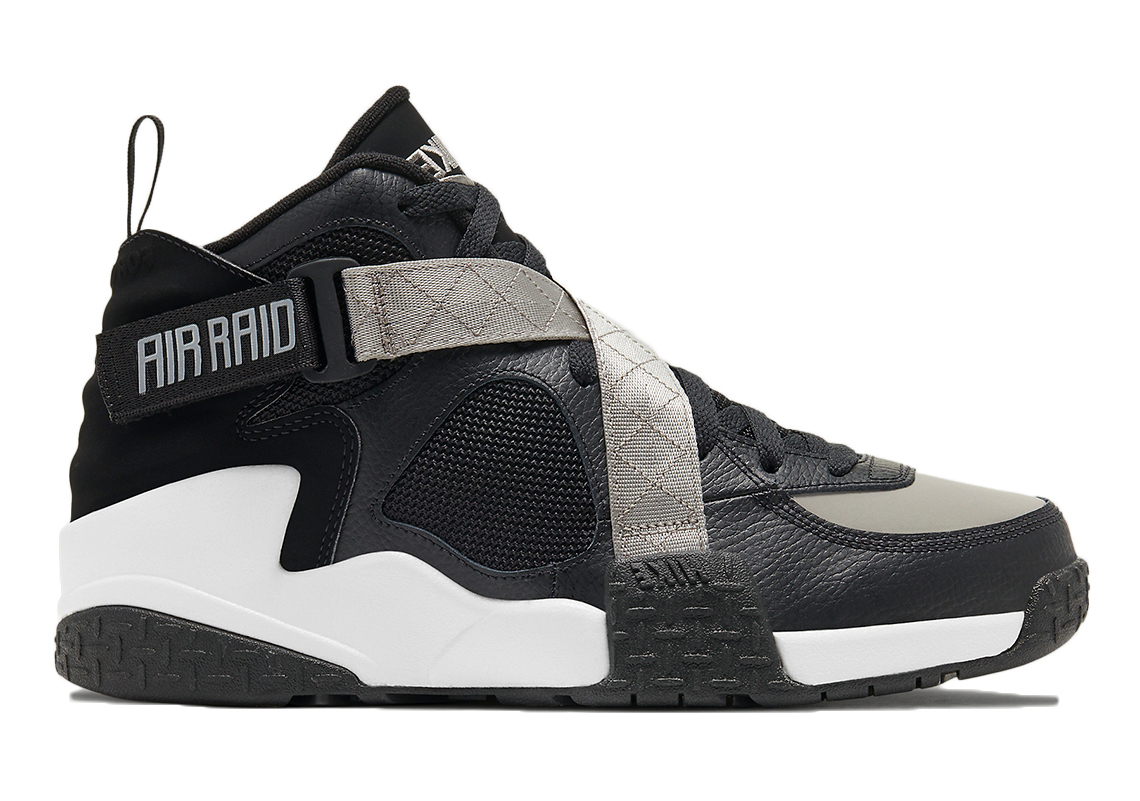 Nike Air Raid OG Black Grey (2020