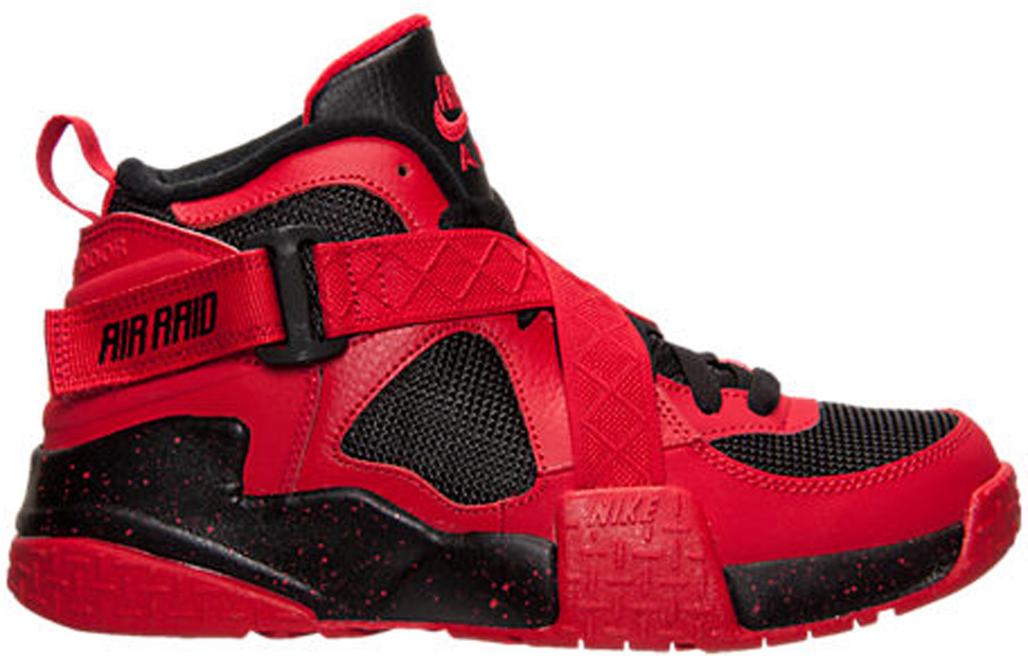 Nike Air Raid University Red Black (GS