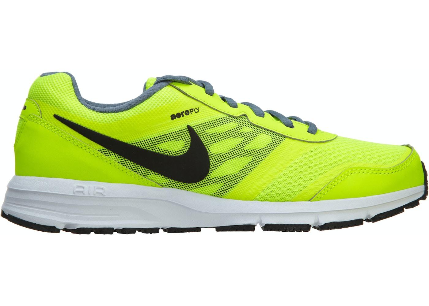 najbardziej popularny innowacyjny design za kilka dni Nike Air Relentless 4 Msl Volt/Black-Blue Graphite-White