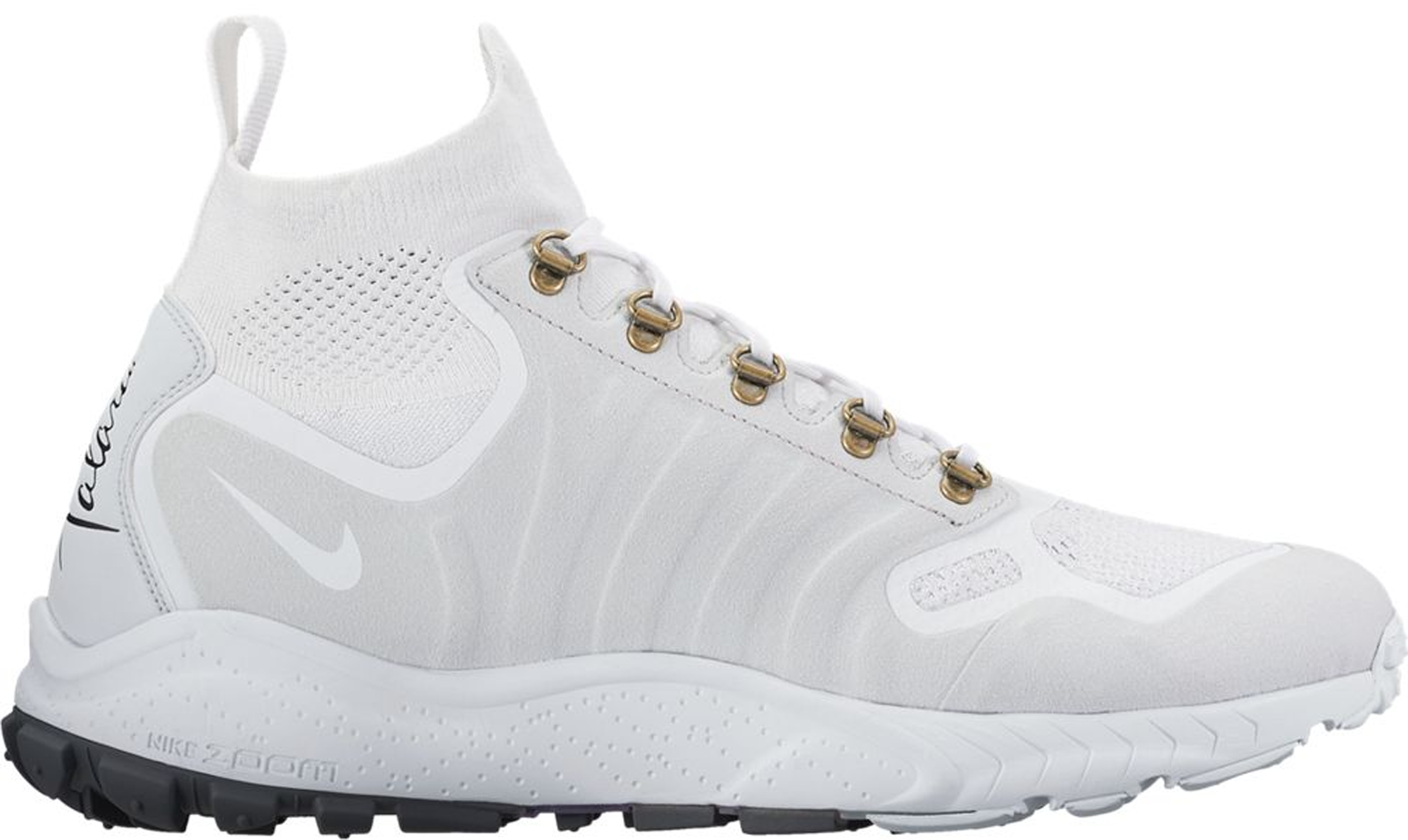 Nike Air Talaria Flyknit Mid White Pure