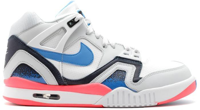 Nike Air Tech Challenge II Photo Blue