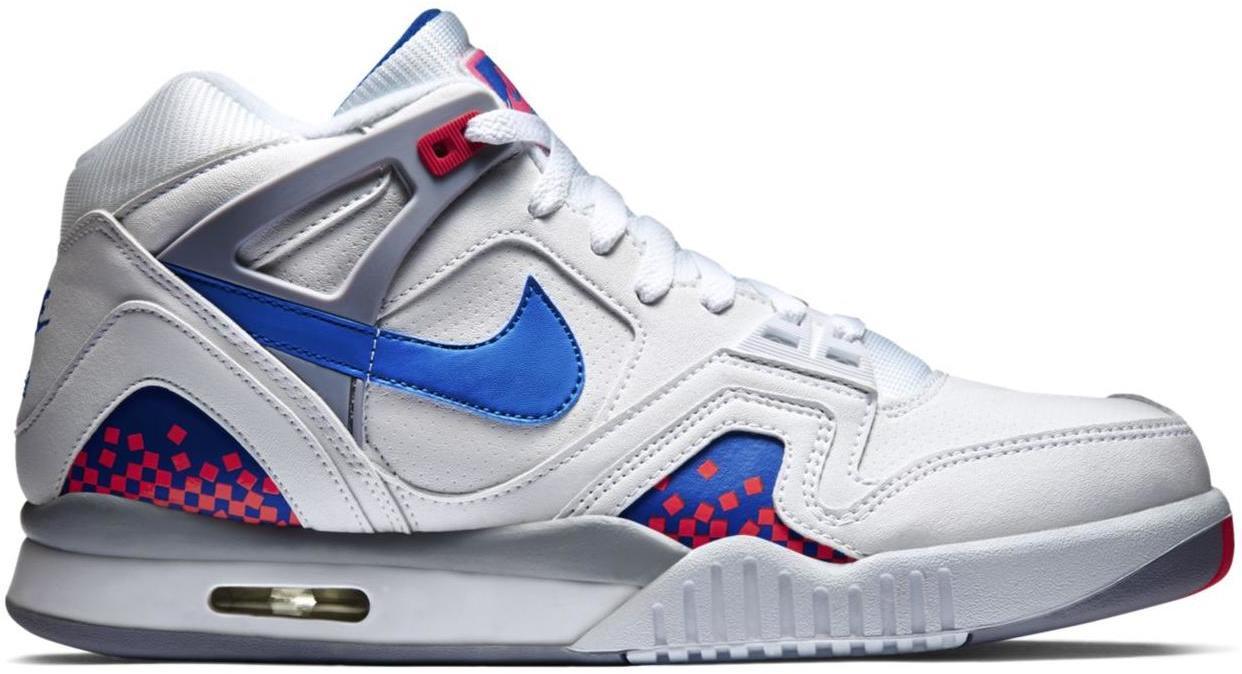 Nike Air Tech Challenge II Pixel Court - 667444-146