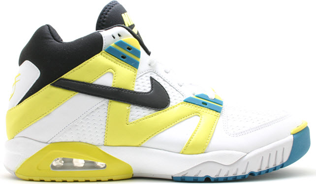 Nike Air Tech Challenge Agassi Yellow