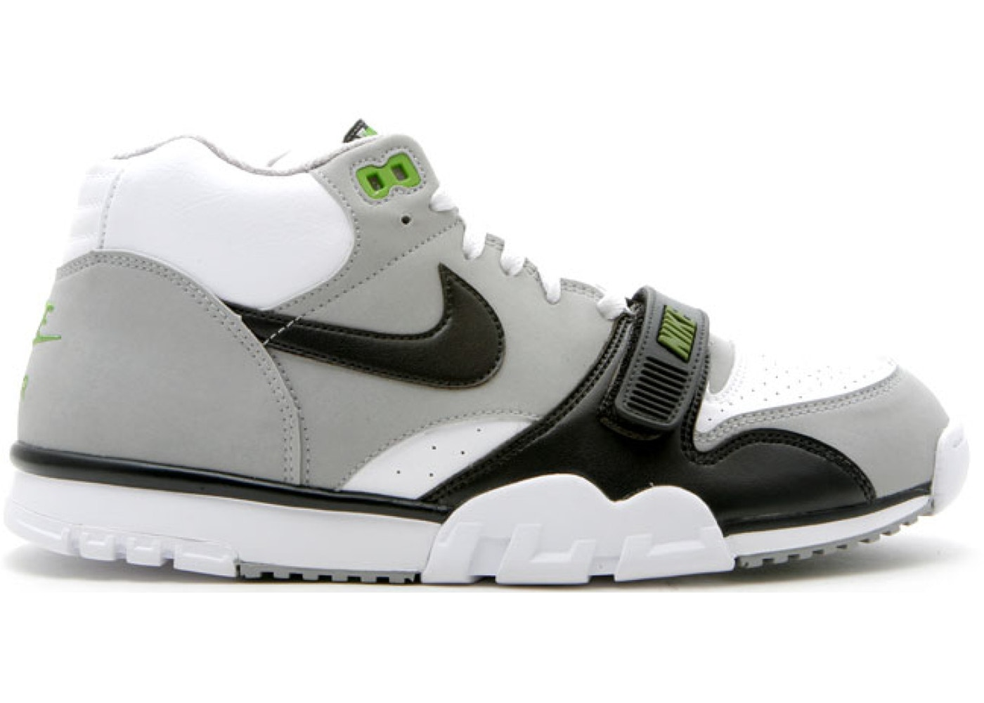 new arrival e7b9a 04968 Air Trainer 1 Mid Chlorophyll (2008) - 317553-101