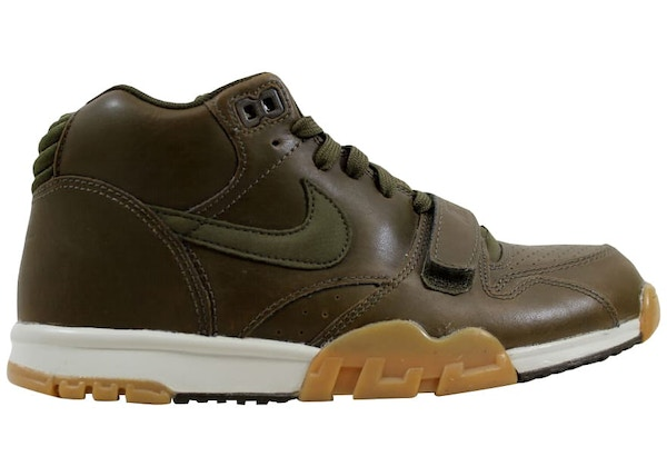 brand new 68222 78a97 Nike Air Trainer 1 Mid Olive - 317554-300