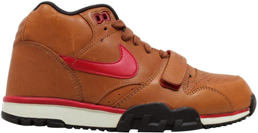 Air Premium Birch Hazelnutgym Brown Baroque Red Trainer 1 Nike Mid IY7bfgy6v