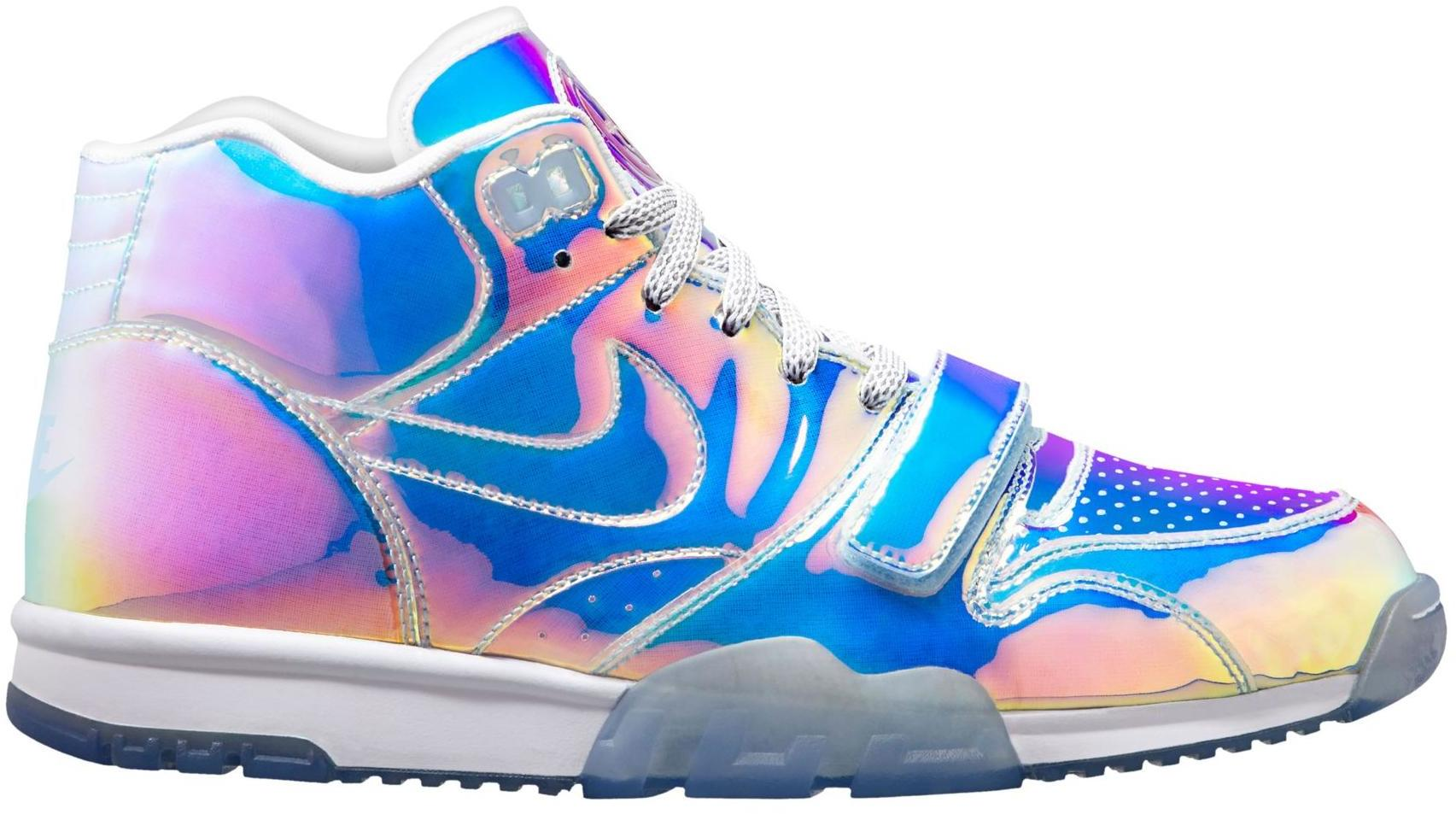 Pre-Owned Nike Air Trainer 1 Super Bowl