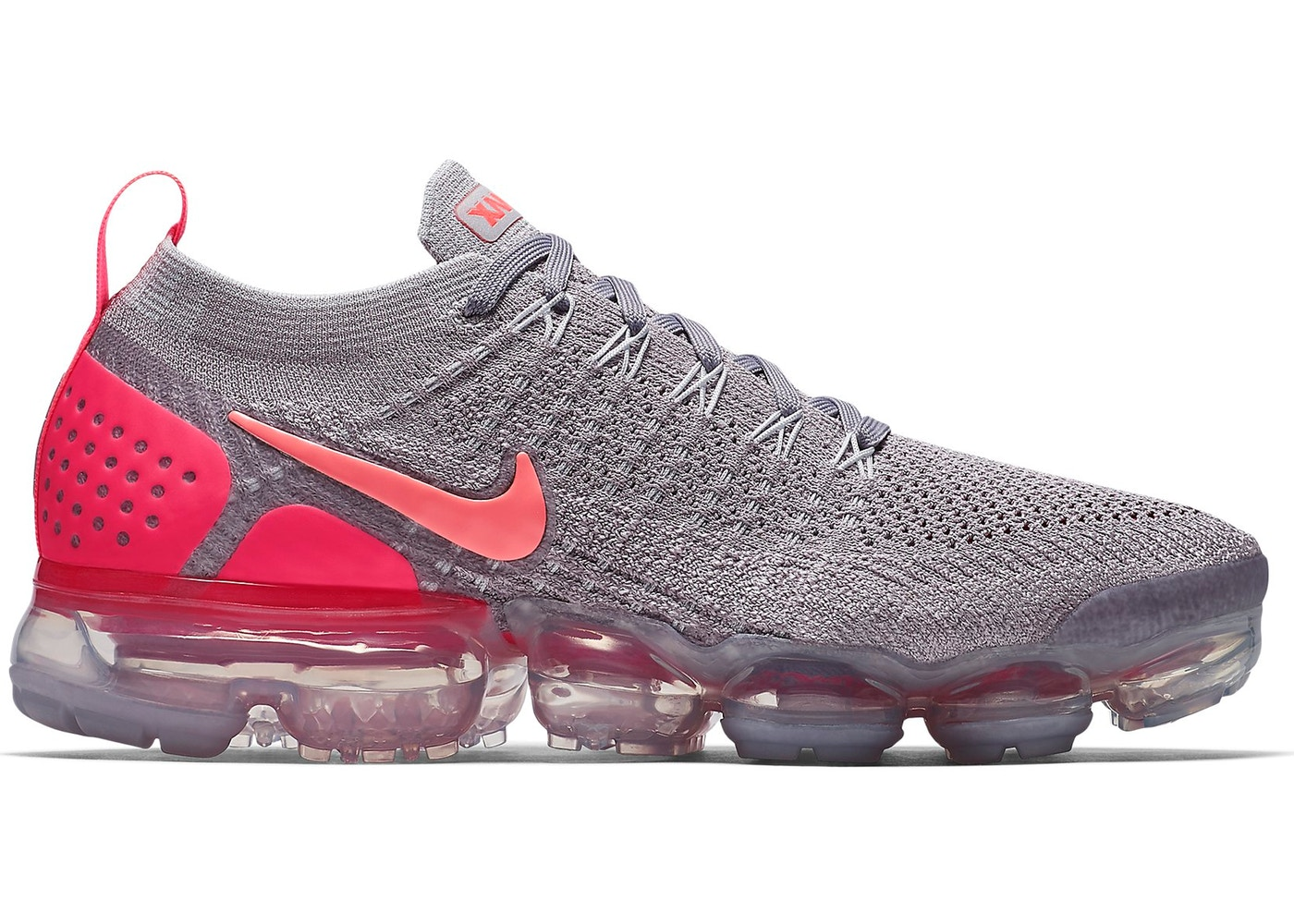 710099fd27bac Air VaporMax 2 Atmosphere Grey Crimson Pulse (W) - 942843-005
