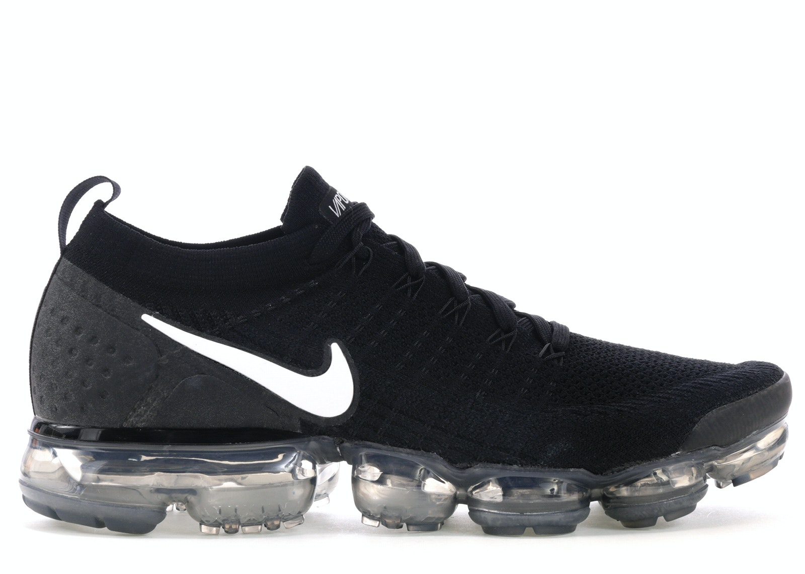 Air VaporMax 2 Black White