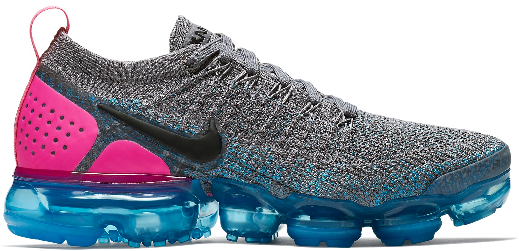 Air VaporMax 2 Gunsmoke Blue Orbit (W)