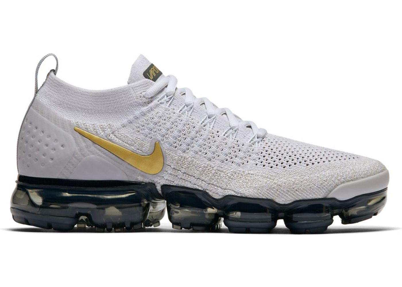 10f0ef4655 Sell. or Ask. Size: 9.5W. View All Bids. Air VaporMax 2 Vast Grey Metallic  Gold ...