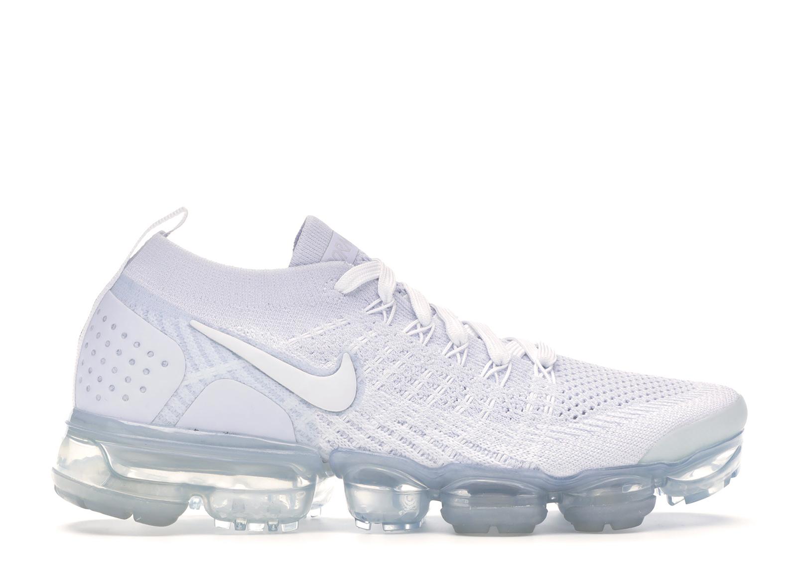 Nike Air VaporMax 2 White Pure Platinum