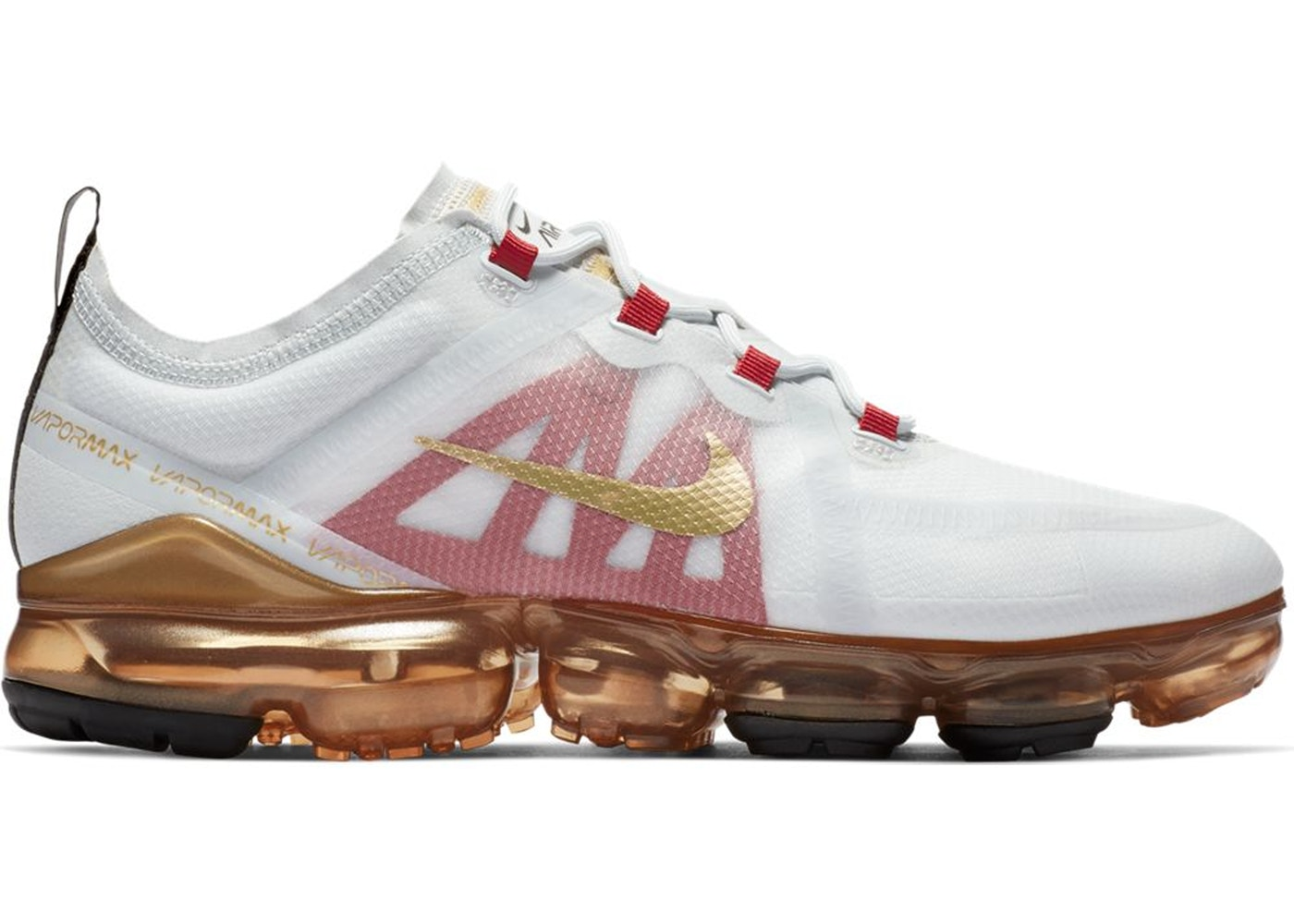 new style 20d20 b1f6c Air VaporMax 2019 Chinese New Year 2019 Pure Platinum