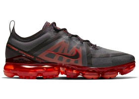 Nike Air VaporMax 'Black & Dark Team Red' Release Date. Nike