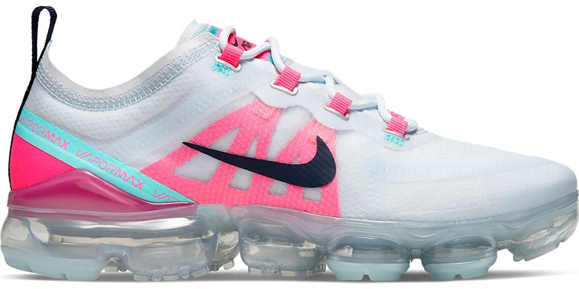 Nike Air VaporMax 2019 Grey Pink (W