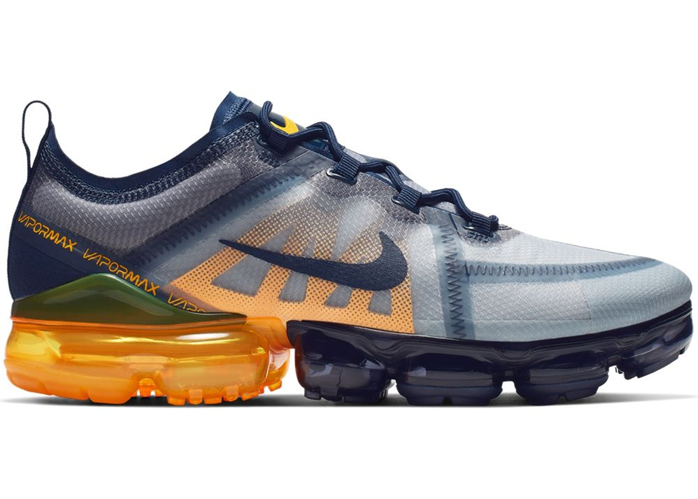 67d65bf368429 Air VaporMax 2019 Midnight Navy Laser Orange - AR6631-401