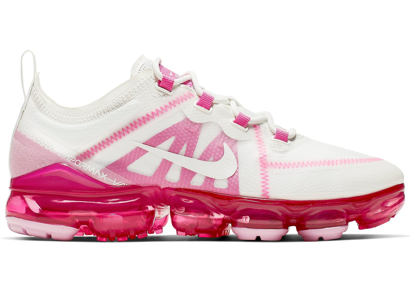438a39a778 Air VaporMax 2019 Summit White Pink Rise (W) - AR6632-105