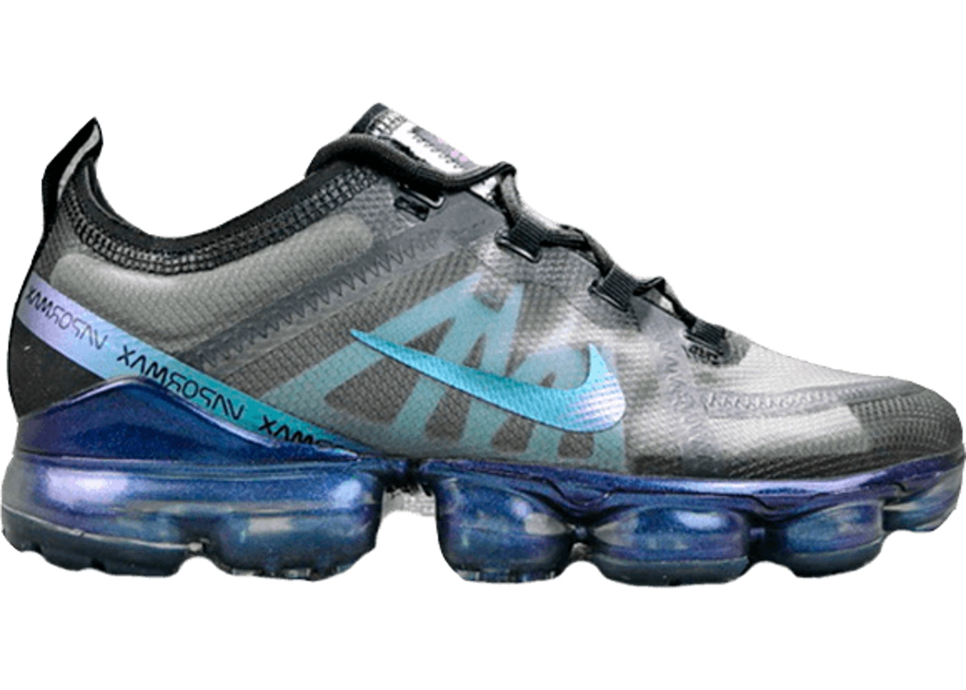 f39eb403f49 Air VaporMax 2019 Throwback Future - AR6631-001