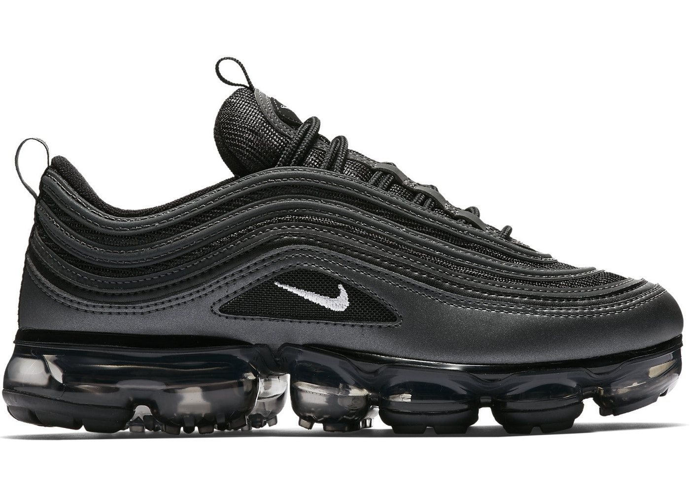 wholesale dealer 0267d 03308 Air VaporMax 97 Black Reflect (W)