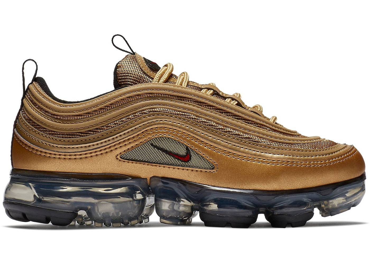 fad71c2cd7 Sell. or Ask. Size: 7Y. View All Bids. Air VaporMax 97 Metallic Gold ...