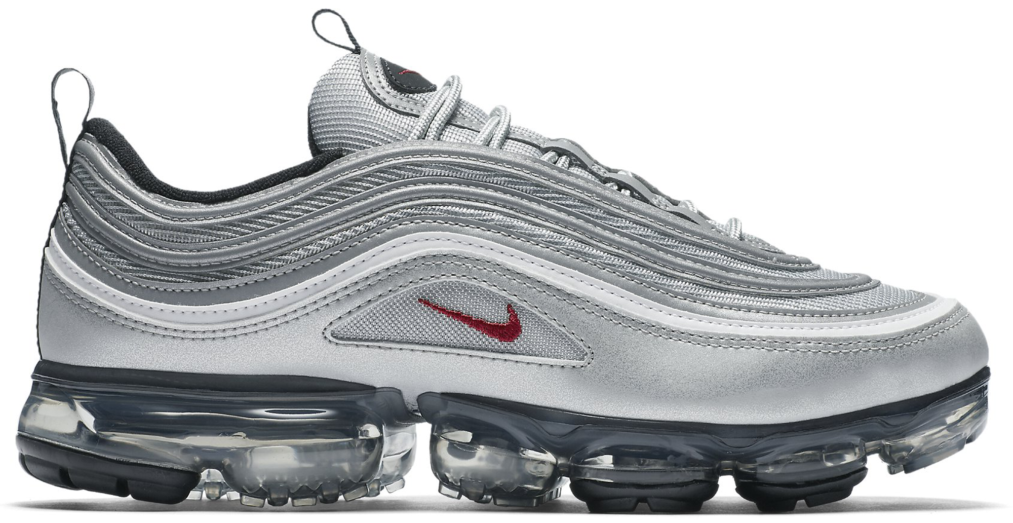 "Nike Air Vapormax 97 ""Silver Bullet"" March 2018 JustFreshKicks"