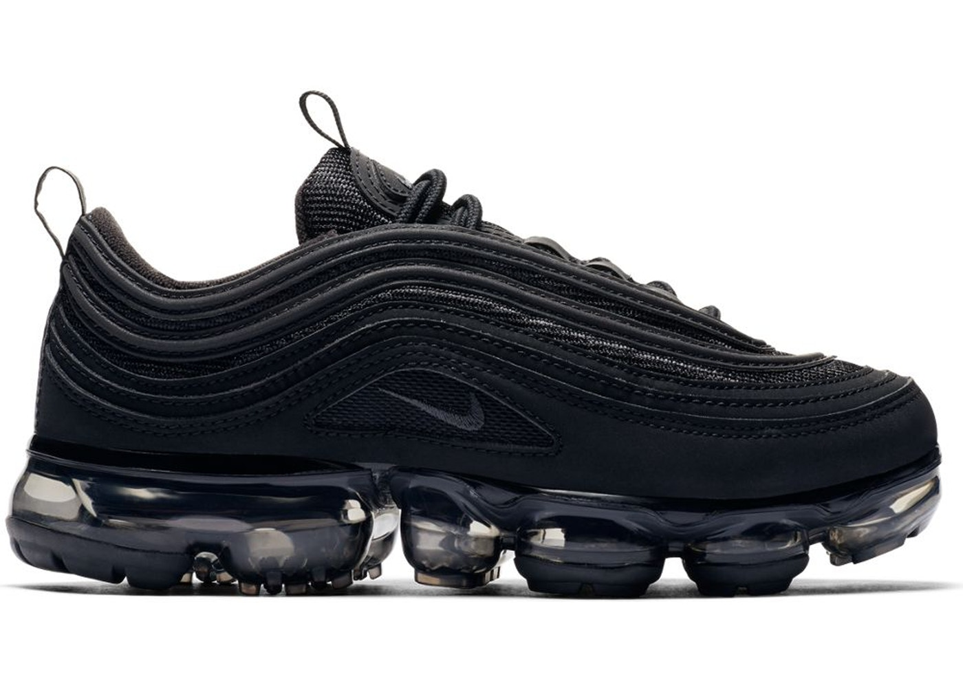 0716258e4763c Sell. or Ask. Size  7Y. View All Bids. Air VaporMax 97 Triple Black ...