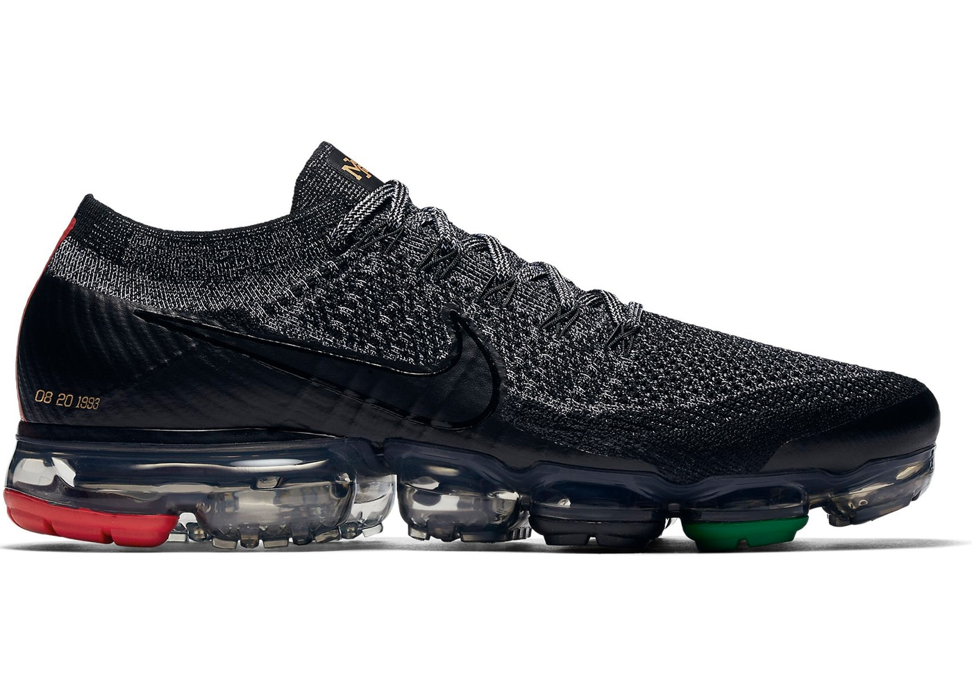 46cfb9237c1 Air VaporMax Black History Month (2018) - AQ0924-007