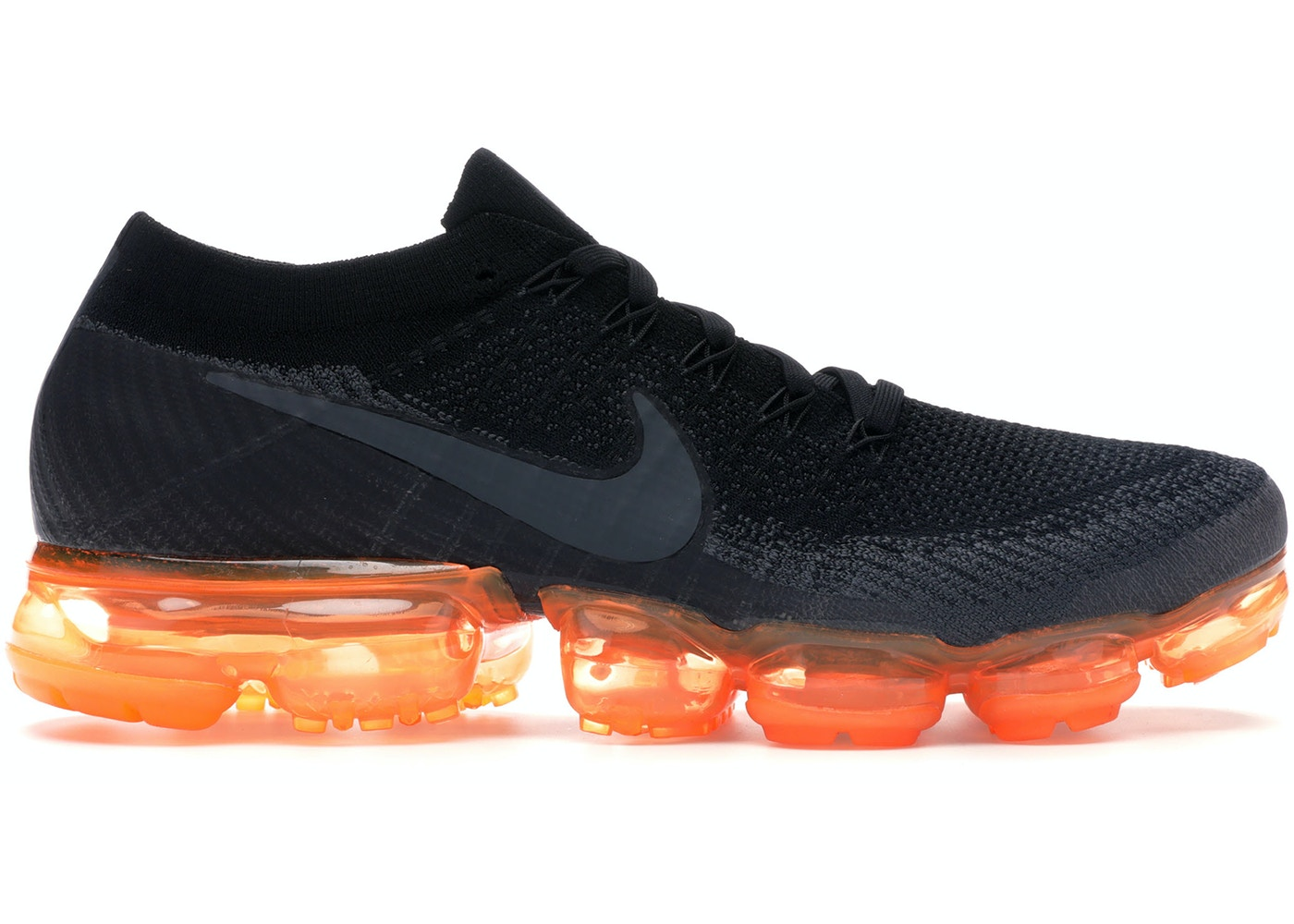 8cb57b3a22e90 Air VaporMax Black Orange - AH8449-001