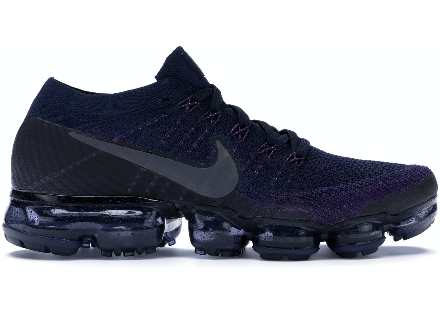 9aca4e5a3b37 Air VaporMax College Navy Night Purple - 899473-402