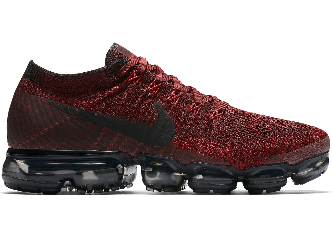 9ee7a9b513413 Sell. or Ask. Size: 9.5. View All Bids. Air VaporMax Dark Team Red