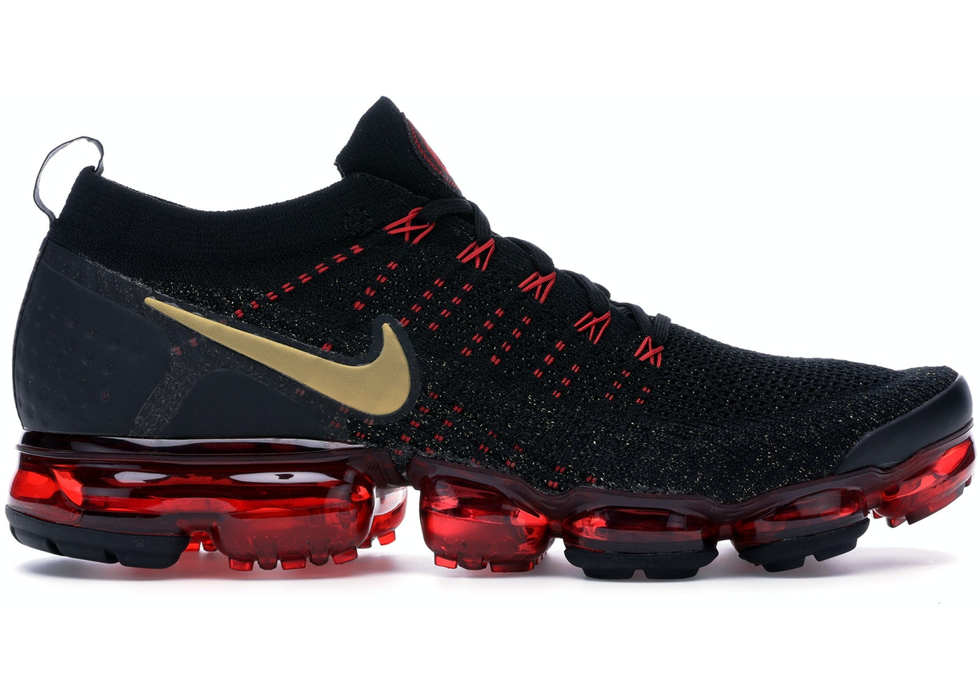 Air Vapormax Flyknit 2 Chinese New Year 2019 Bq7036 001