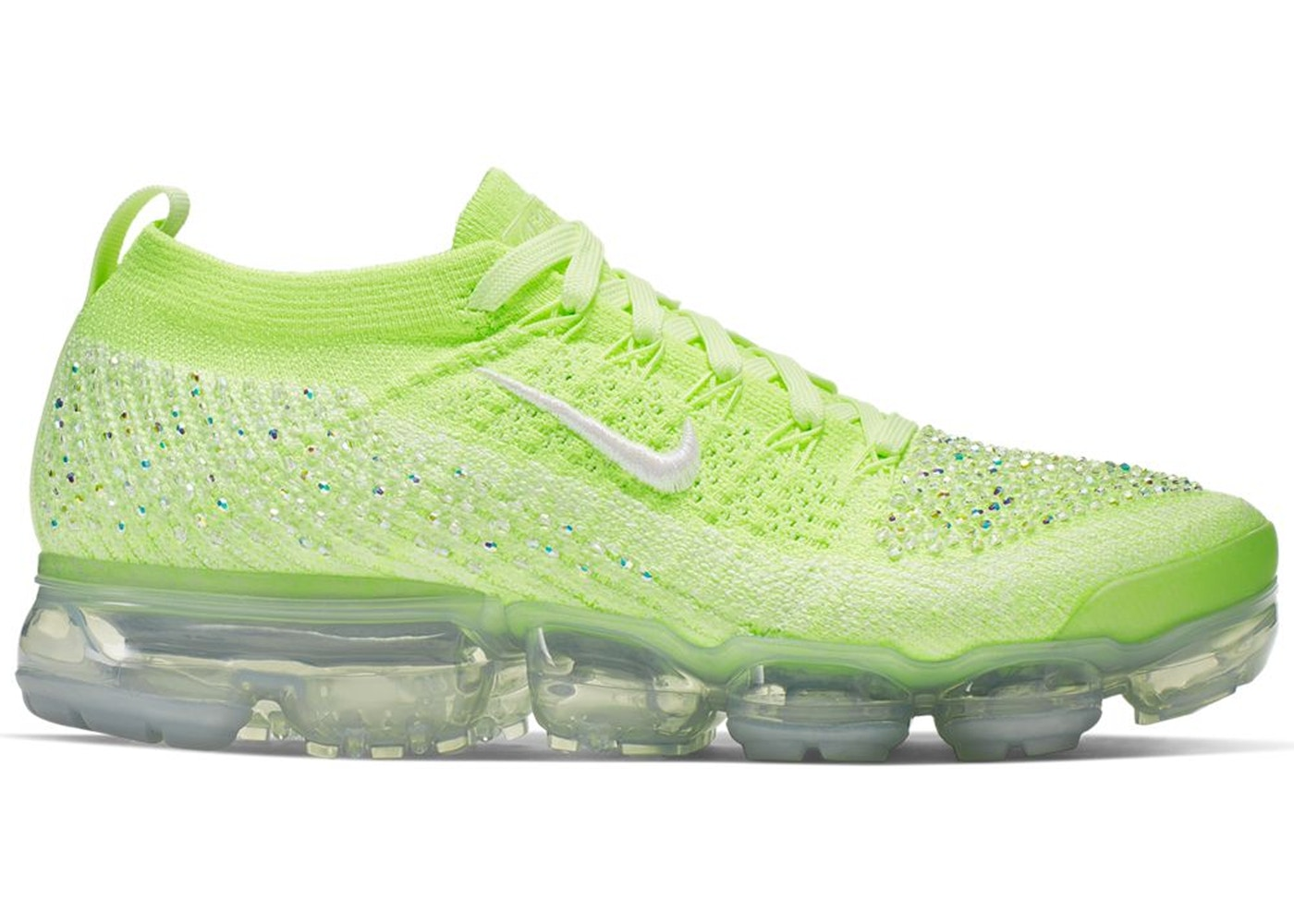 sneakers for cheap b4ae5 5d87a Air VaporMax Flyknit 2 LXX Swarovski Volt (W)