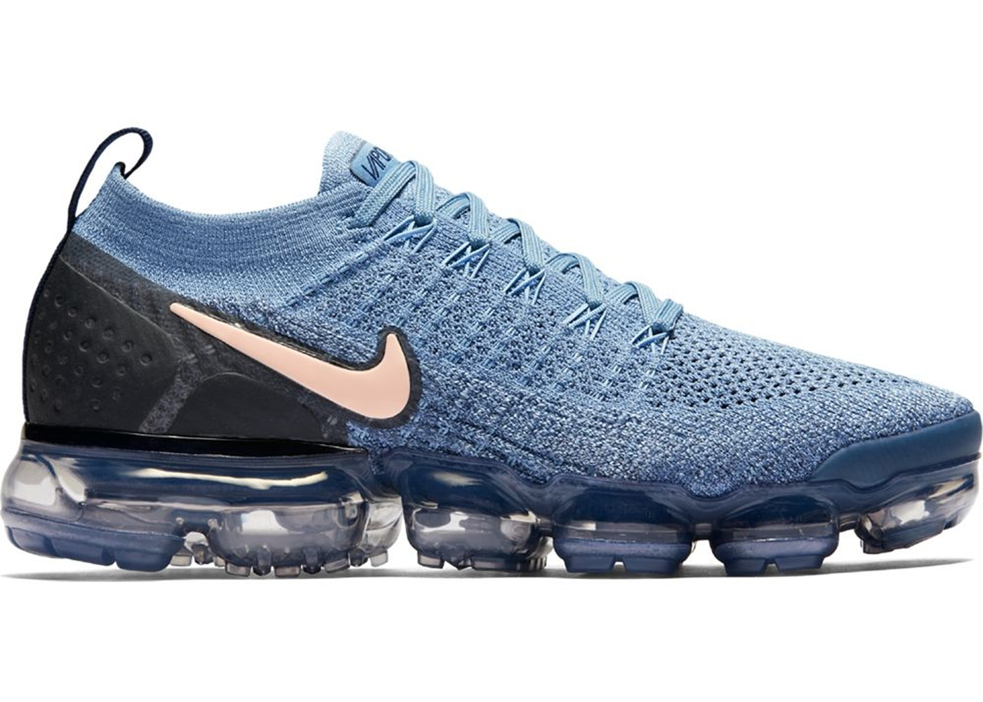 wholesale dealer ef923 5c95a Air VaporMax Flyknit 2 Work Blue (W)