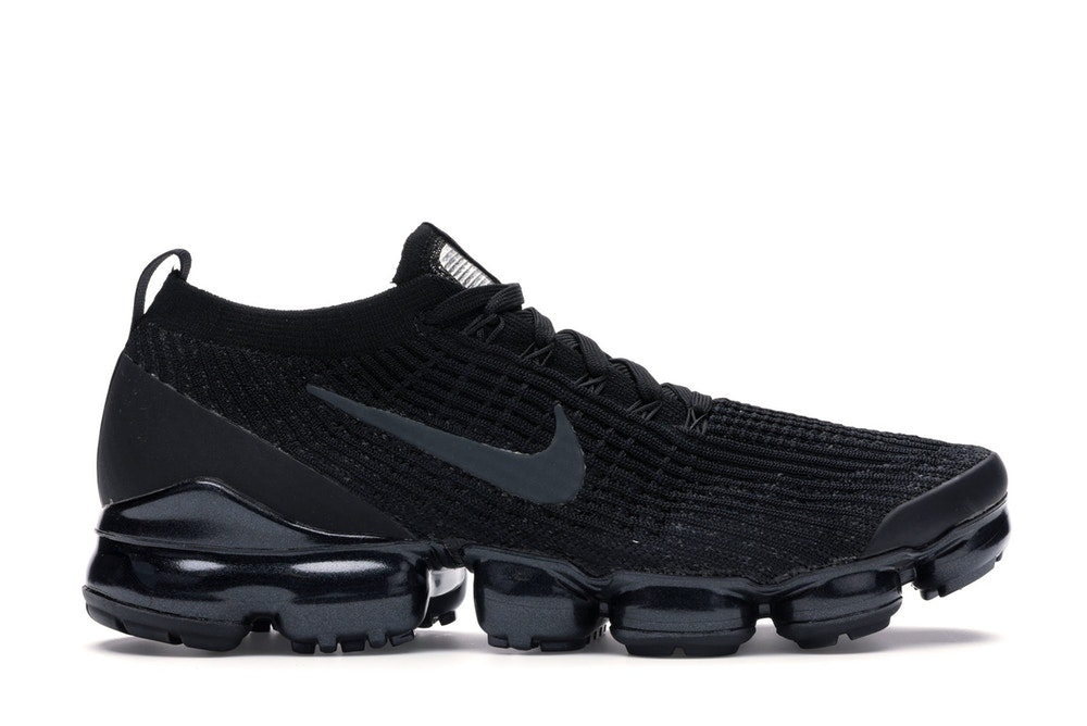 Air VaporMax Flyknit 3.0 Triple Black