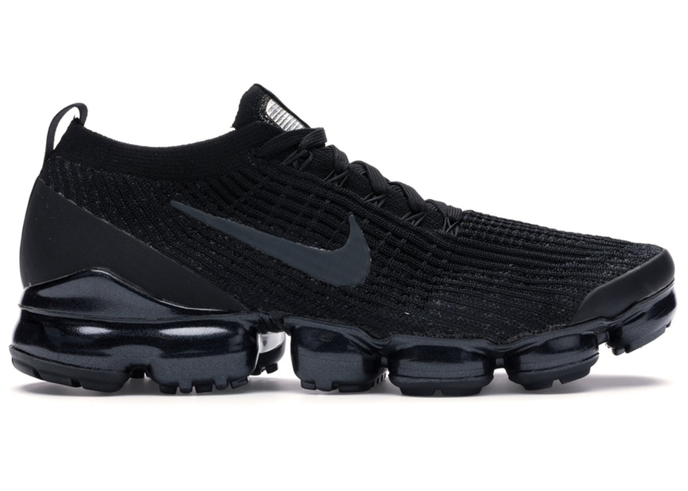 cheaper 40174 dcee0 Air VaporMax Flyknit 3.0 Triple Black