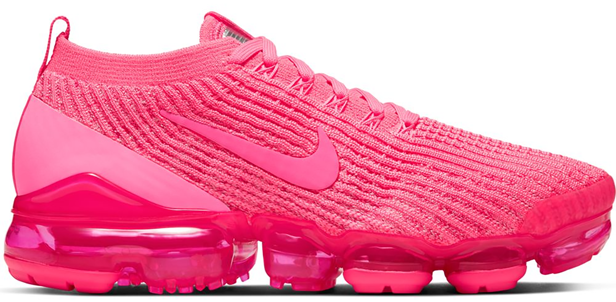 pink flyknits