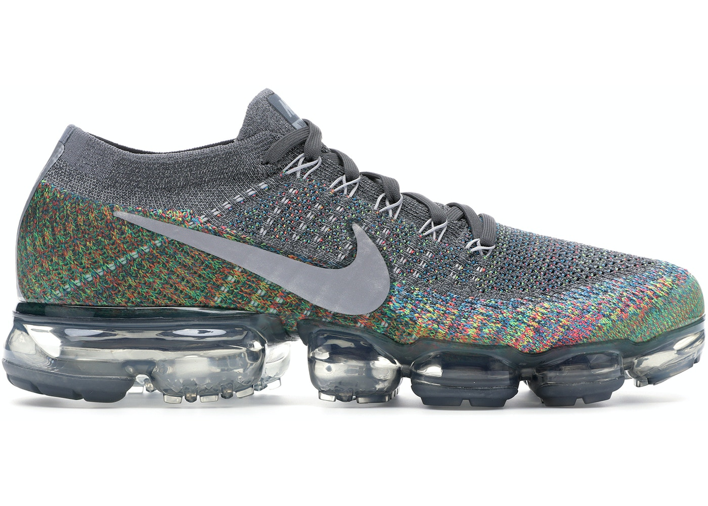 info for 21e12 4cea0 Air VaporMax Grey Multi-Color