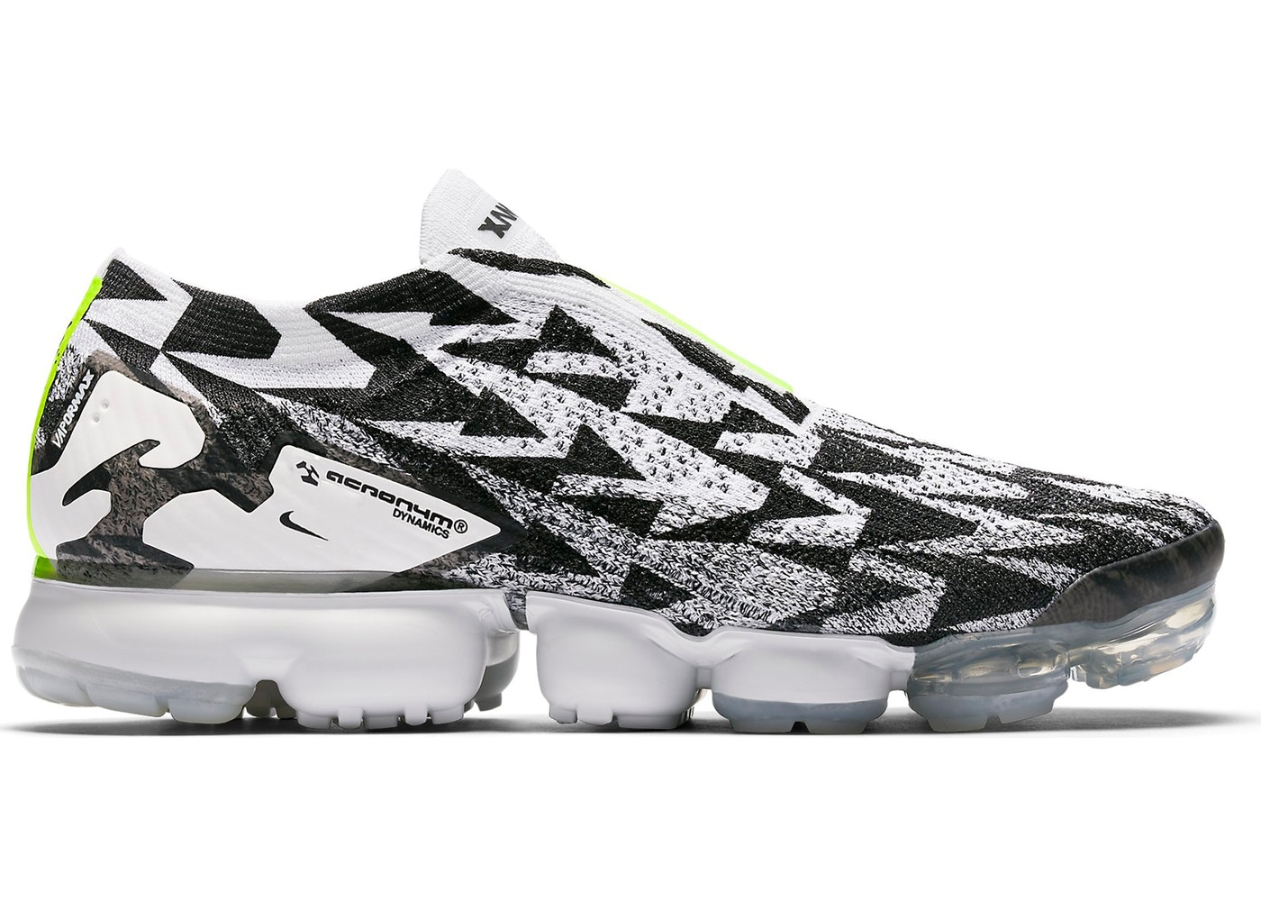 new style 4ce54 1c60c Air VaporMax Moc 2 Acronym Light Bone - AQ0996-001