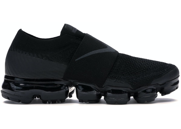 90444c6433e4c Air VaporMax Moc Triple Black - AH3397-004