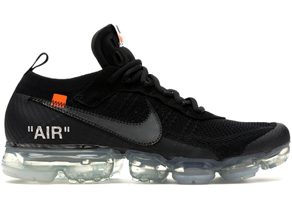 Buy nike air max shoes deadstock sneakers air vapormax off white black stopboris Images