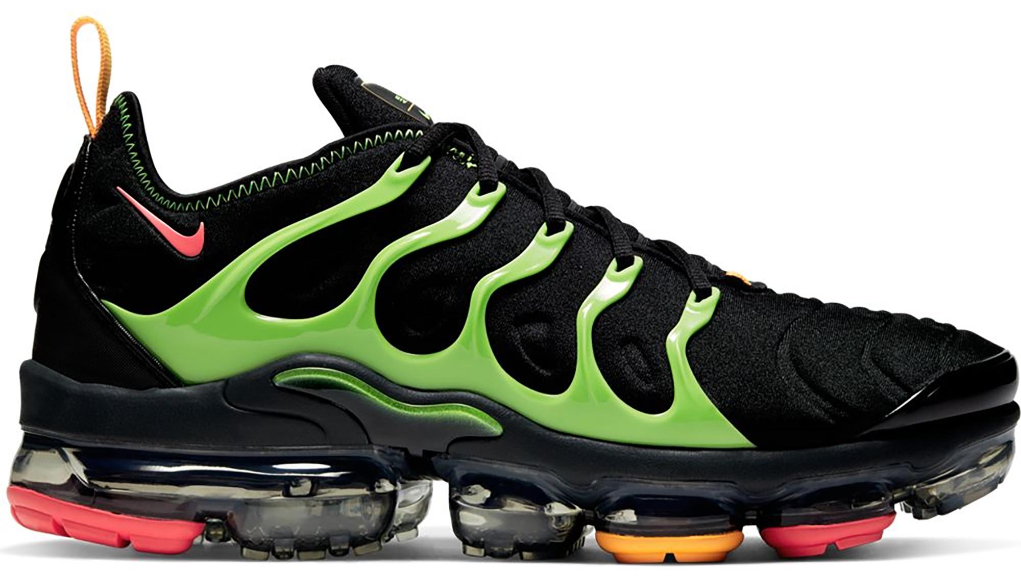 Nike Air VaporMax Plus Black Electric