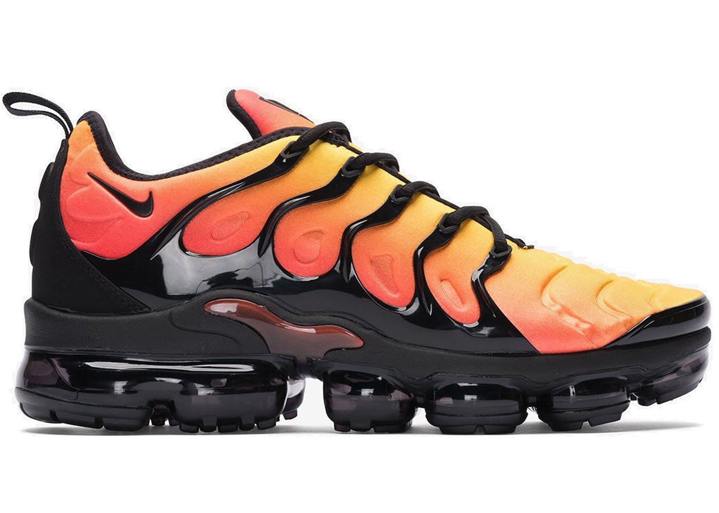 Nike Vapormax Plus Black