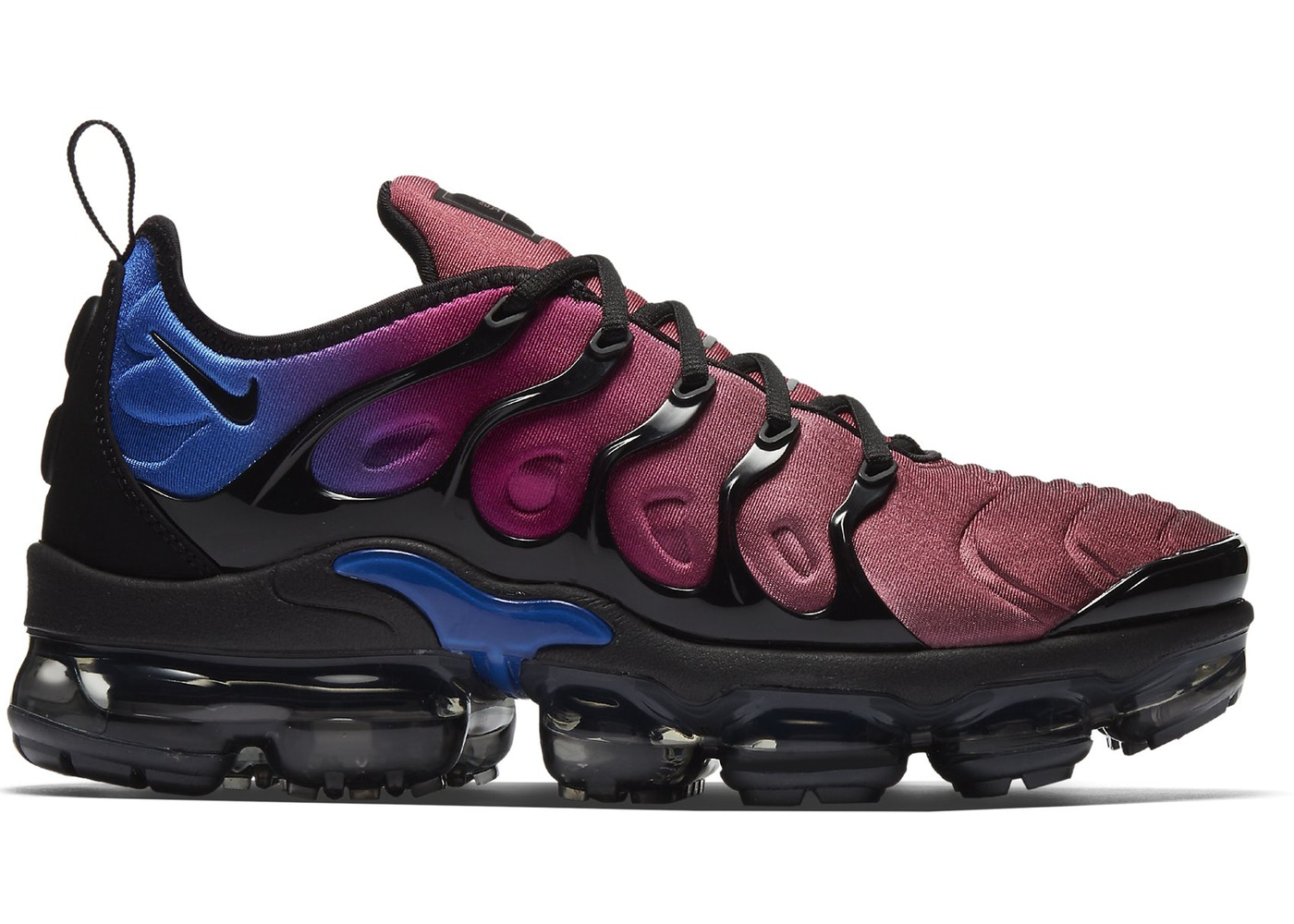 8592d4e6432df Air VaporMax Plus Black Team Red Hyper Violet (W) - AO4550-001