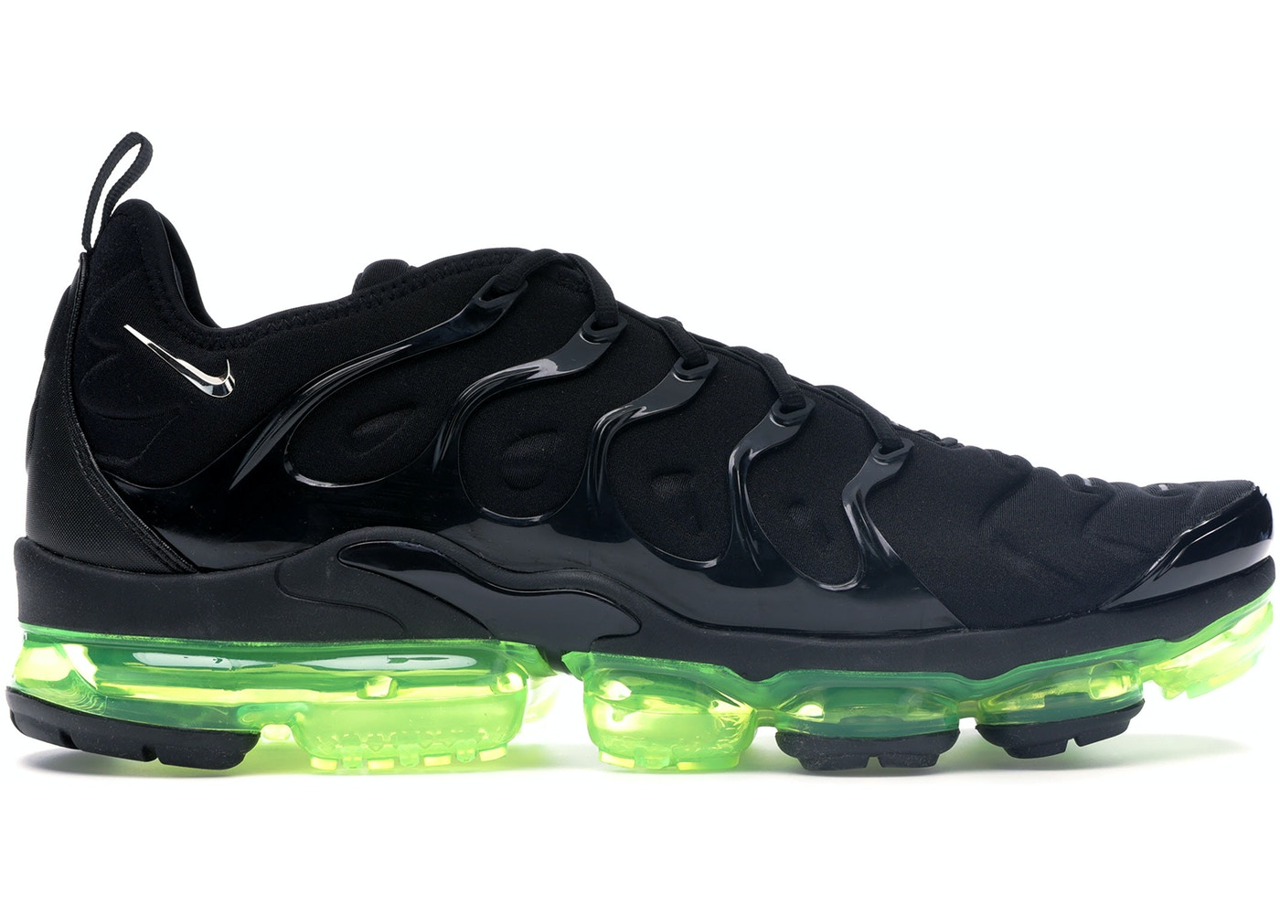 save off 61f7a d0e5a Air VaporMax Plus Black Volt Sole