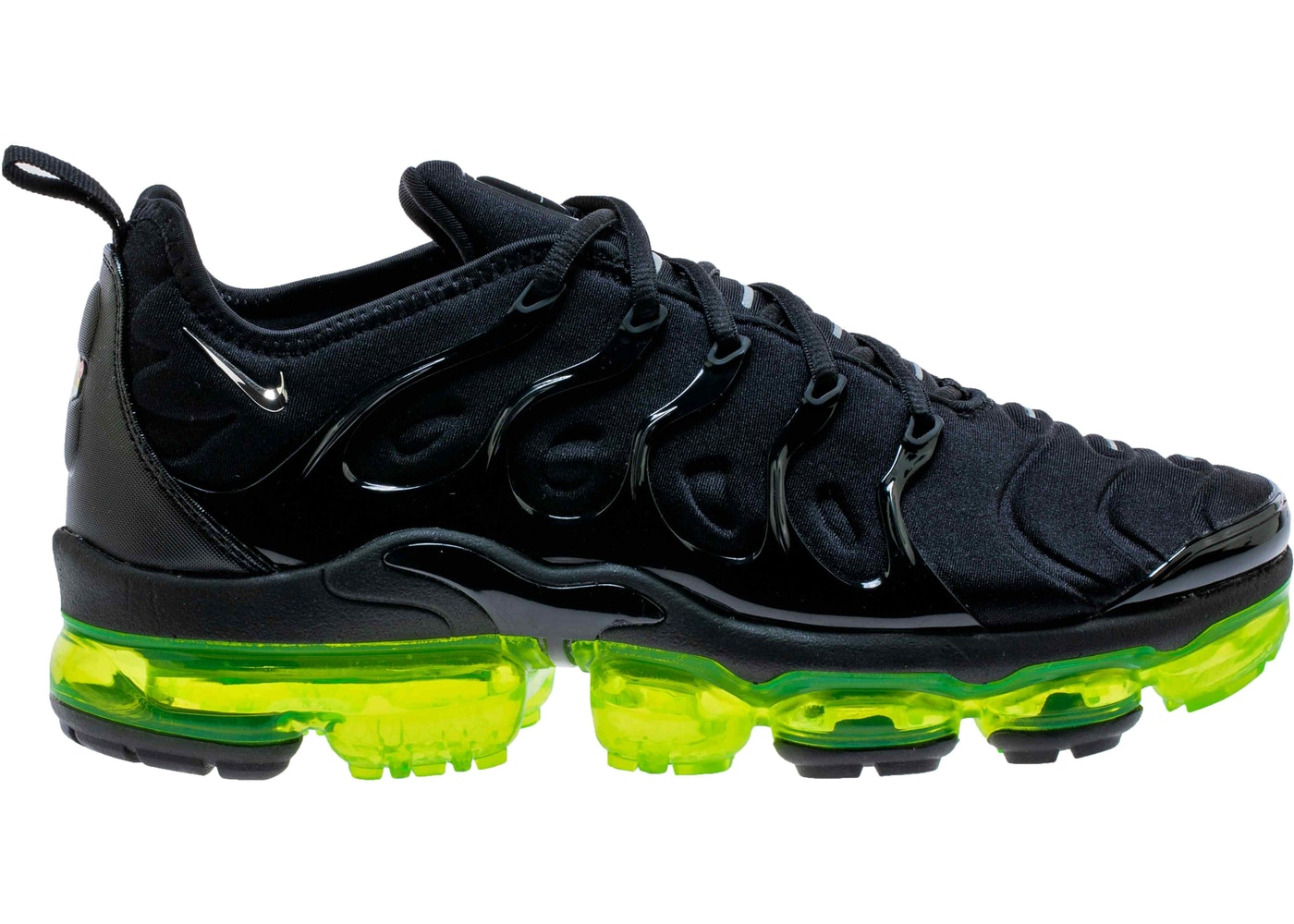 Air VaporMax Plus Black Volt Sole - 924453-015 f9e43afcc